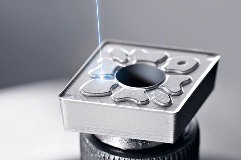 Laserabtragen mit UKPL erzeugt filigrane 3D-Formen