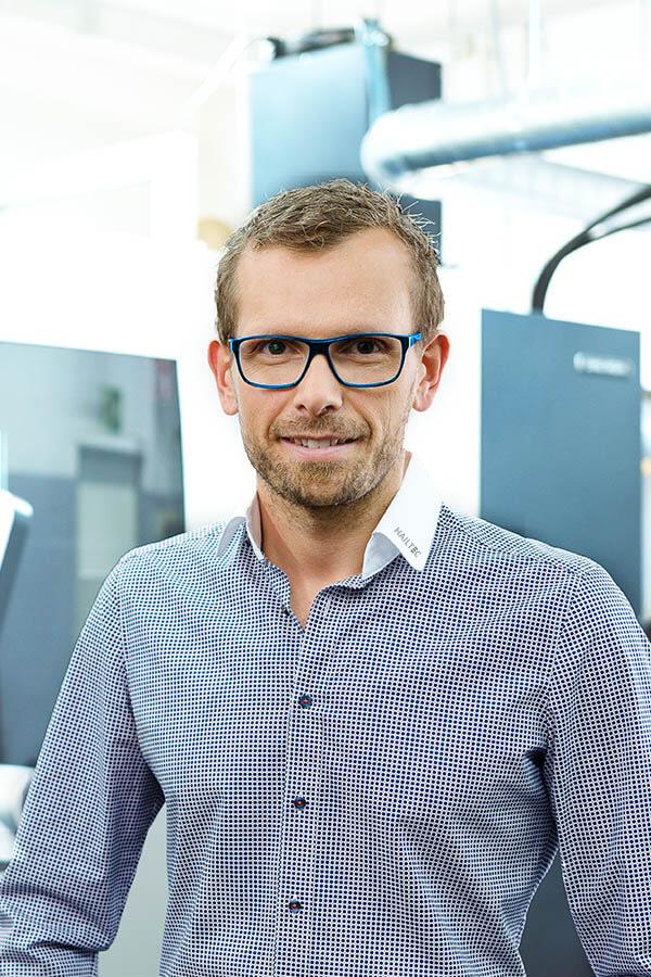 Alexander Renz, Geschäftsführer bei HAILTEC